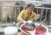 贵州特产柴火糊辣椒面蘸水怎么做