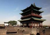 保存最为完好的四大古城之一:平遥古城