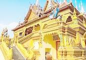 中国有钱的这座寺庙,不愿收钱却满地是钱还没人要,网友:我去!