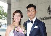 TVB小生陈展鹏大婚在海上宣誓签字,晚宴多请圈外人TVB两高层捧场