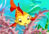 一首《别看我小》带你重温经典童年动漫《小鲤鱼历险记》