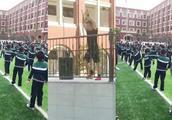 做操不如跳舞!上海一体育老师改课间操为海草舞:没想到会火