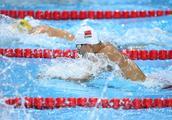 世锦赛男子400米混合泳预赛,王一哲出战,汪顺退赛