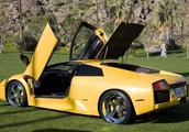 兰博基尼绝对世界级跑车!太过瘾了最喜欢的一款车