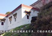 可惜,乾隆专为班禅建造的寺院堪比雍和宫,藏在北京香山中荒废了