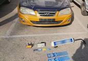 北京克隆出租车的处罚
