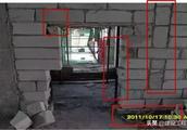 32张照片,蒸压加气混凝土砌块施工常见质量问题!