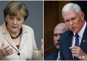 特朗普的一个决定或让德国损失190亿美元,默克尔从5个方面反击?