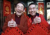 央视元宵晚会,冯巩没回来,杨少华说相声,郭兰英唱《我的祖国》