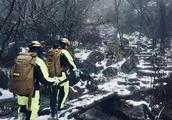 搜救!两名驴友结伴进山赏雪,已经失联5天