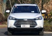 江淮瑞风S7超级版新增精英型,小排量,强动力更安全