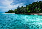 澳大利亚大堡礁,天蓝水碧美如画