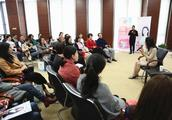 聚优财联合明珠电视,圆满举办女性公益讲座!