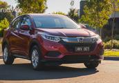 起售价10万,2019款本田HR-V在澳大利亚上市