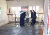 甘州区工商质监局火车站工商质监所进一步推进危险化学品相关特种设备安全综合治理工作