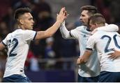 友谊赛阿根廷惨败委内瑞拉