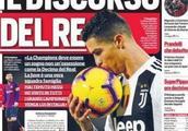 公开下战书?C罗喊话梅西:我不怕你,快来意大利踢球!