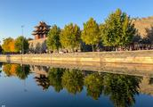 你见过深秋里的北京故宫吗?