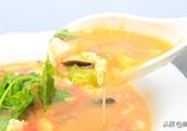 菠菜、冻豆腐、西红柿怎么弄汤好喝