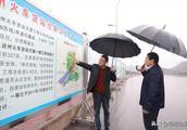 中国铁建物资集团公司投资考察秦巴物流园区