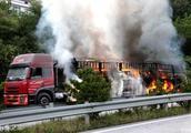 货车因轮胎自燃导致货物被毁,保险公司为啥不赔?