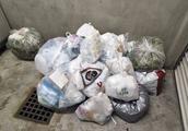 日本处理垃圾,分得好细