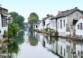 """上海最低调的古镇 被誉""""江南第一桥乡"""" 门票0元少有人知!"""