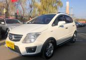 国产SUV崛起,长安CX20,显里程2万公里,仅3.5万售价