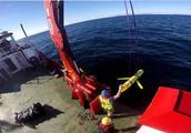 我国村民立下大功,东部沿海发现一潜航探测器,受到现金奖励表彰