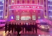 """酒泉市肃州区法院凌晨集中执行 让""""失信被执行人""""无处遁形"""