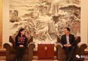 惠新安会见恒丰董事长陈颖一行:推动地方经济与金融机构发展共赢