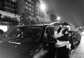 海口三亚开展交叉执法行动严查酒驾 一晚查处167起交通违法行为