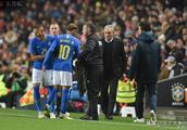 巴西1-0喀麦隆,内马尔伤退、下轮欧冠对阵利物浦、不知能否出战