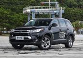 30万中型SUV丰田汉兰达有着无可撼动的位置,究竟强在哪?