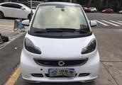你会买一台8万的奔驰smart做新司机练手车吗?