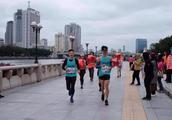 广州马拉松提前解封赛道,跟选手跨区起跑有什么区别?