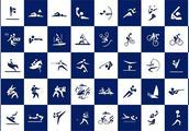 东京2020奥运会体育图标发布,你能认出几个项目?