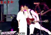 杨丞琳助唱李荣浩演唱会《年轮说》李荣浩献吻,最后一句话好感动