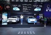 """欧拉iQ/R1亮相车展,颠覆小车低质标签,R1能否成国产的""""smart"""""""
