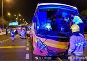 香港发生严重车祸 致5人死亡30多人受伤