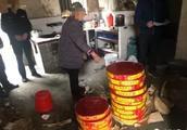 非法储存烟花爆竹被查处 张婆婆正月十一进了拘留所