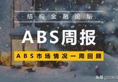 ABS周报|深交所:推动应收账款和供应链金融资产证券化