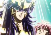 圣斗士星矢,黄金圣斗士阻止邪神诞生,少女翔隐藏秘密!