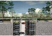 """深圳""""亚洲第一村""""在绿地下建停车场,业主担忧是否存在安全问题"""
