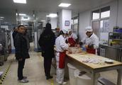光山清茶粥坊速味特早餐中央厨房邀请信阳知名主食加工企业来指导