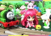 培西小火车之谁的汉堡包 托马斯和他的朋友们