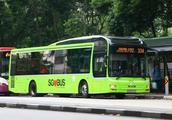 看来新加坡巴士车资没有白涨!明年2月开始带来免费上网服务!