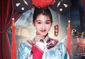 21岁关晓彤古装扮相美极了,穿上旗装演小燕子,古灵精怪太可爱