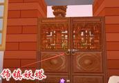 迷你世界联机高级生存189:兔八哥搭建镇妖塔,让我帮忙装饰一楼