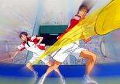 《网球王子》日美对抗赛最强双打组,真田弦一郎的速度较量(上)